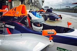 Other open wheel Breaking news Alesi takes double pole on car racing debut