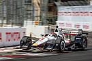 Penske and Ganassi fight for supremacy in Friday Long Beach practice
