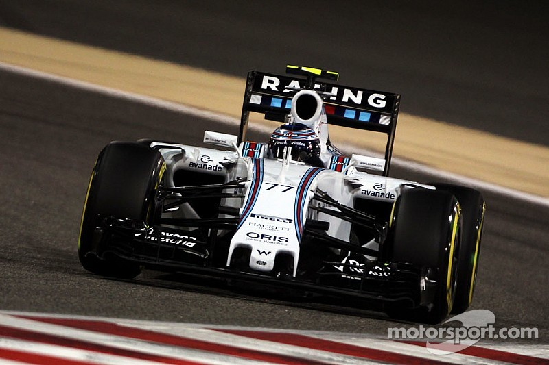 Bottas finished fourth and Massa tenth in today's Bahrain Grand Prix