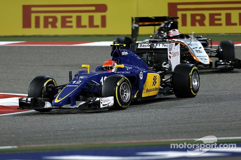 Despite good performance, no points for Sauber in Bahrain