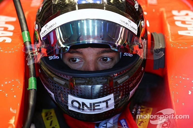 Rodolfo Gonzalez set for IndyCar debut with Coyne at Barber
