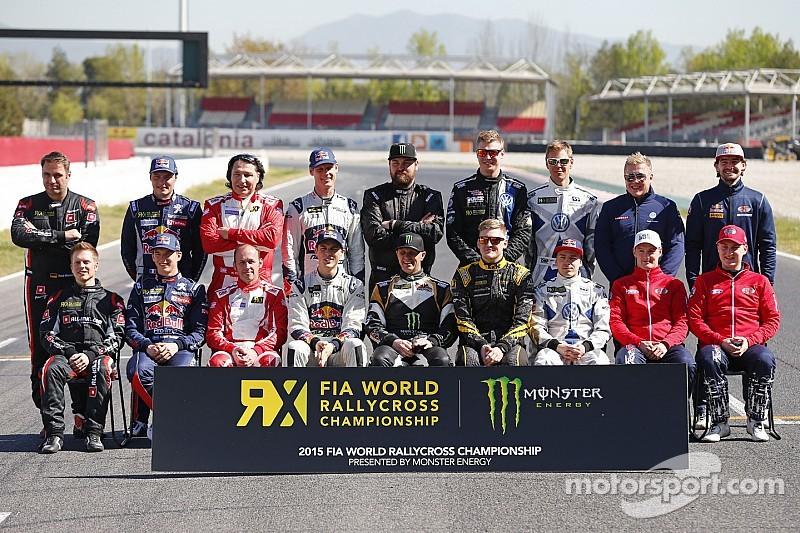 World RX crews prepare for 2015 season-opener in Portugal