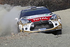 WRC Stage report Meeke clings to Rally Argentina lead, as Latvala threatens