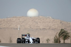 Williams posts a loss of £34.5m for 2014