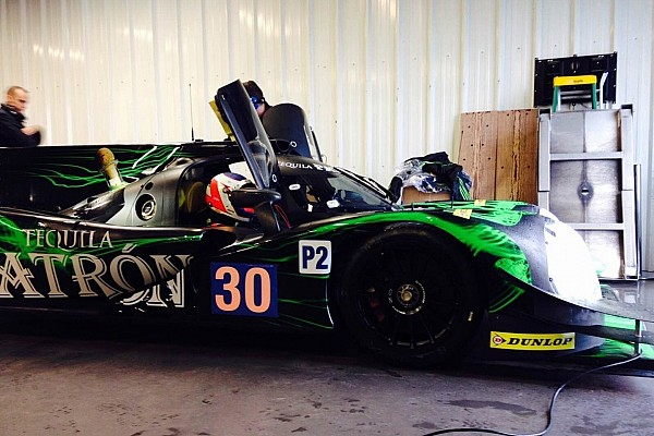 ESM completes initial running of new Ligier coupes