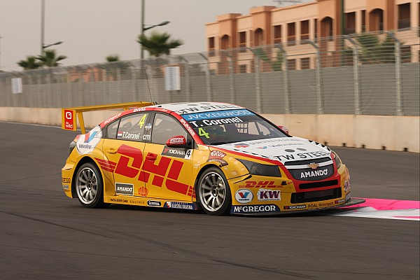 No 'Green Hell' test for Tom Coronel due to Marrakech damage