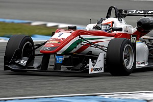 Rosenqvist completes pole sweep at Hockenheim