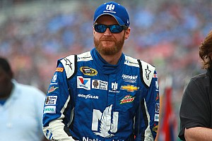 NASCAR Sprint Cup Analysis Good vibrations? Not a problem for Dale Jr.
