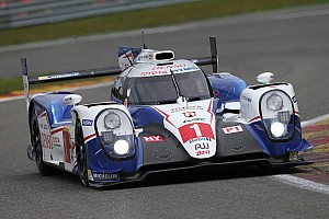 Belgian blues for Toyota Gazoo Racing