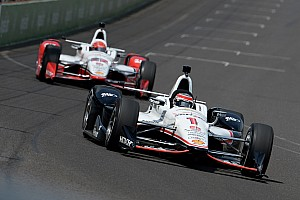 IndyCar Testing report Speeds eclipse 226mph at IMS as teams debut superspeedway aero kits