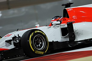 Manor up to full strength in Spain, says Booth