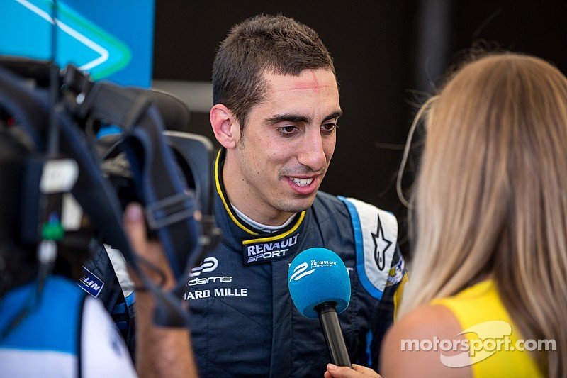 Buemi seals pole for Monaco ePrix