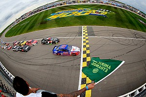 Logano learns a costly lesson at Kansas