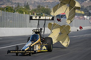 Drag Preview Tony Schumacher wants to win at Atlanta in the worst way