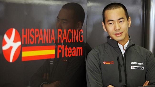 Yamamoto nominato terzo pilota della HRT