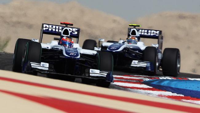 Williams F1 controlla il 78% di Williams Hybrid Power