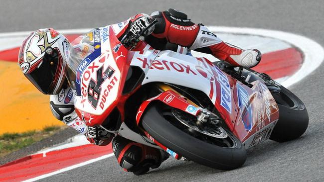 Fabrizio ancora velocissimo nei test di Misano