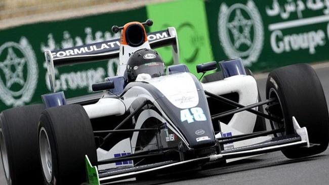 Marrakech: la pole di gara 1 è di Stoneman