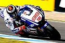 Lorenzo vince di forza a Jerez