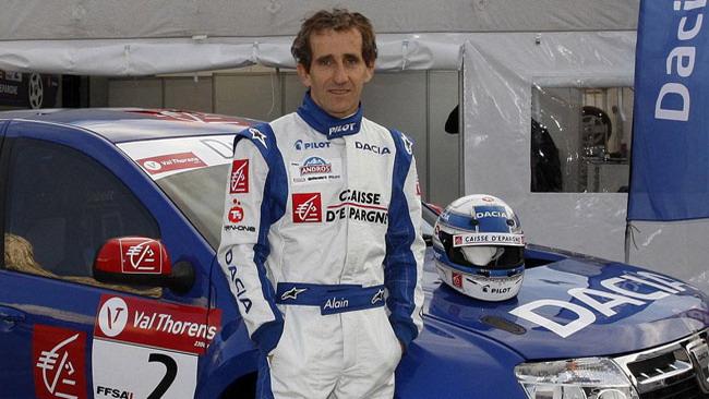 Prost parteciperà alla Race of Champions