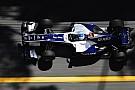 Ala anteriore vecchia sulle Williams