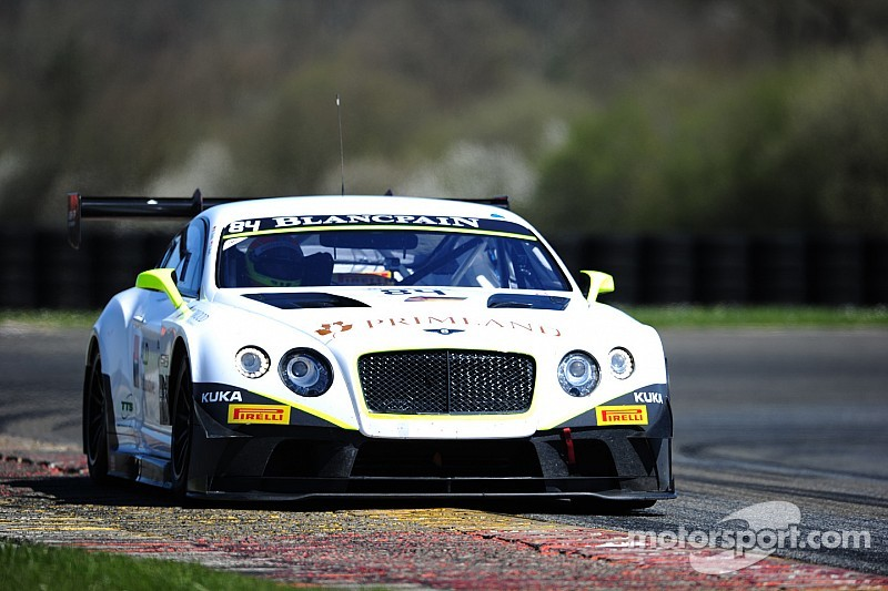 Bentley Team HTP takes on Nürburgring 24-Hour challenge