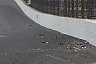 El accidente de Newgarden causado por un corte en el neumático