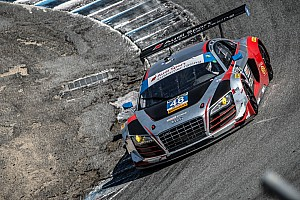 Dion von Moltke: Back on the podium at Laguna