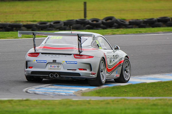 Percat/Smollen win thrilling Porsche Pro-Am