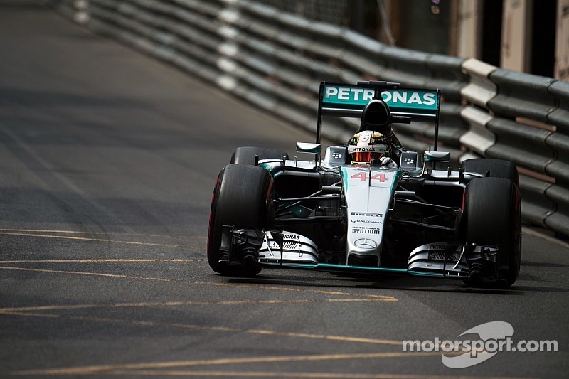 Gran Premio de Mónaco: Parrilla de salida provisional