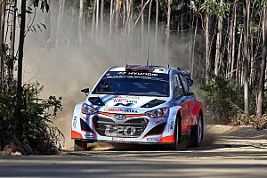 Mixed fortunes for Hyundai Motorsport trio on penultimate day in Portugal