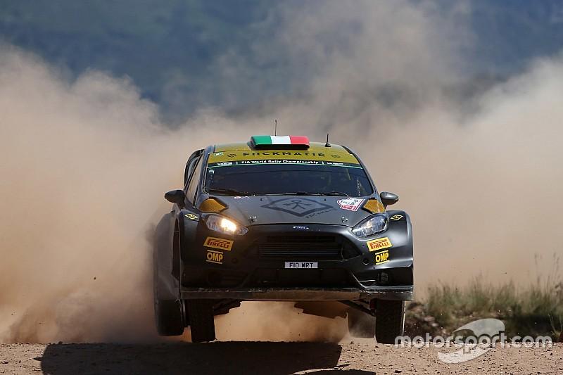 WRC team