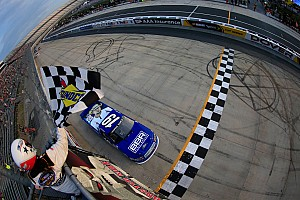 NASCAR Truck Reporte de la carrera Daniel Suárez termina segundo en Dover