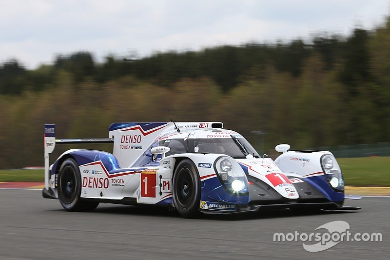 Nakajima cleared for Le Mans test day