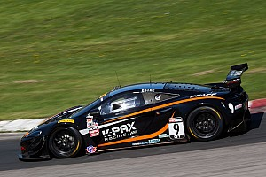 PWC Race report Kevin Estre takes first Detroit Pirelli World Challenge race by 10 seconds