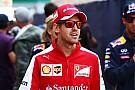 Vettel espera que el nuevo motor haga una diferencia