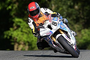 Other bike Breaking news Frank Petricola killed in Isle of Man TT qualifying