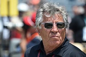 Mario Andretti calls pack racing 'boring'