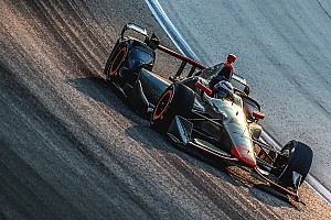 IndyCar Interview Coletti learning what it takes to race ovals