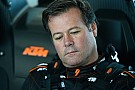 Robby Gordon hits spectator during Baja 500
