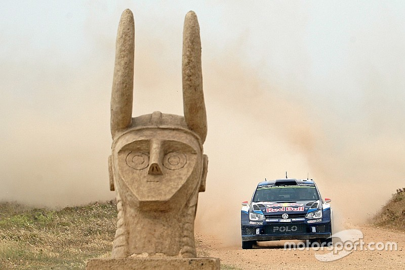 Hyundai Motorsport show pace to lead Rally Italia Sardegna after opening day