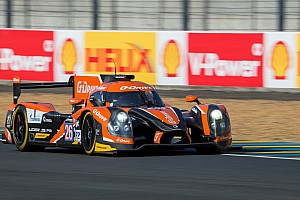 Le Mans Race report LM P2 Podium finish for G-Drive Racing at the 24 Hours of Le Mans
