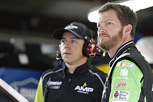 NASCAR Sprint Cup Special feature Earnhardt heads home to Deutschland