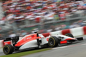Formula 1 Breaking news Manor says F1 engine plans