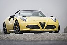 Tuesday test drive: Alfa Romeo 4C Spider