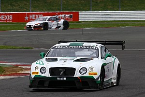 Blancpain Endurance Preview Bentley Team M-Sport prepares for 1000 km race at Paul Ricard