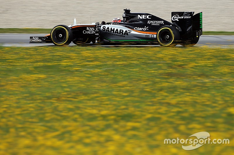 Force India on schedule with Silverstone upgrade