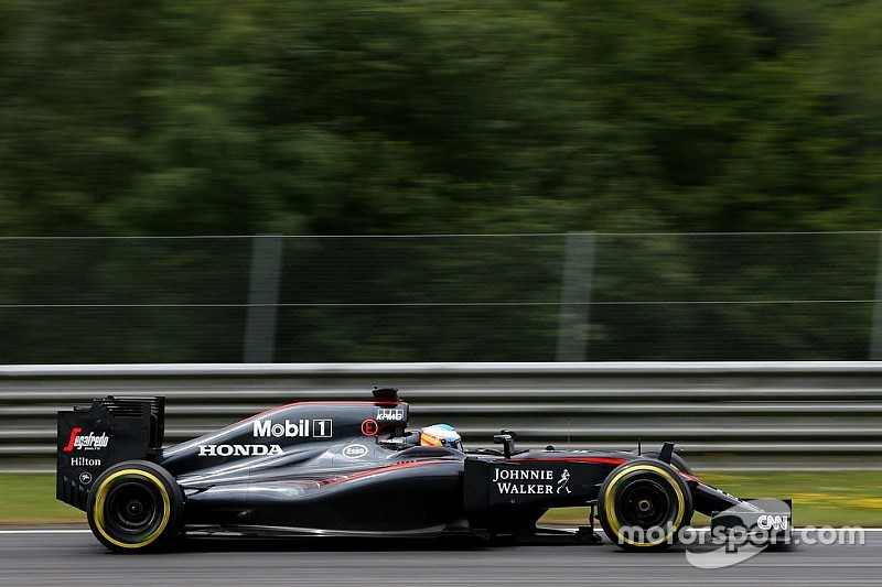 Alonso says McLaren updates are working