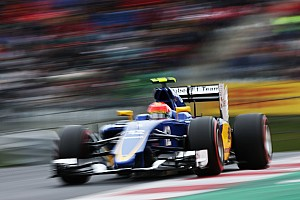 Sauber's Nasr managed to qualify on P8 in Austria
