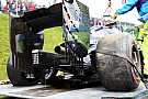 Alonso bate, vai ao posto médico, mas passa bem (veja vídeo)